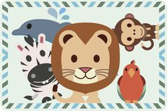 Learning animals for toodler, with our Flashcards Sami Apps