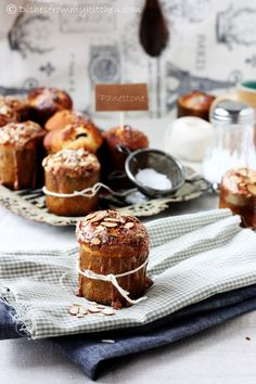 Dishes from my kitchen: Panettone