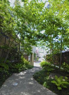 名古屋市で造園、ガーデニング、外構、エクステリアなら輪鼓装飾店