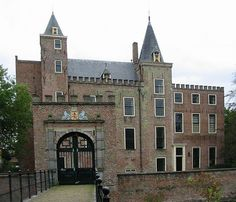 Haamstede Castle, The Netherlands.