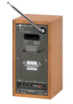 Como Audio introduces a battery powered, multi-room WiFi radio from Audio Hall of Fame member Tom DeVesto.