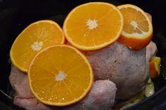 Appelsin Kylling Slow Cooker, Orange, Fruit, Crock Pot, Food, Essen, Crockpot, Meals, Crock