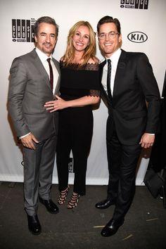 Julia Roberts, Dermot Mulroney and Matt Bomer.TV Guys Choice 4th.June 2016TV Guys Choice 4th.June 2016 Backstage