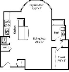 Layout Ideas for My First Studio Apartment? — Good Questions | Apartment Therapy