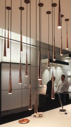 Tobias Grau | Contemporary LED chandelier | 2014 Frankfurt Light & Building exhibition @Luxologie #LB14