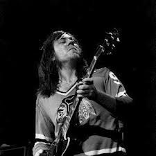 Terry Kath, late great lead guitarist/vocalist for the band Chicago. Terry died tragically in 1978 at the age of 33. A monster on the guitar, even Jimi Hendrix said Terry was better than he himself was. Listen to some really early Chicago and you'll see what I'm talking about.