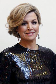 Queen Máxima, January 22, 2016