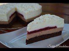 Meggyes-csokoládés joghurttorta elkészítése recepttel - Sütik Birodalma