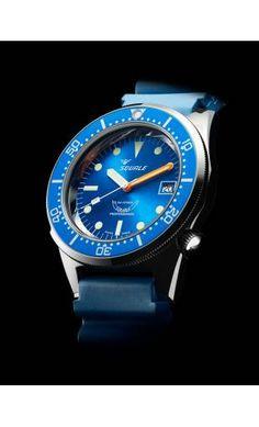 Squale 1521-026/A blau
