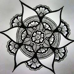 Cool Designs image result for cool designs to draw with sharpie flowers