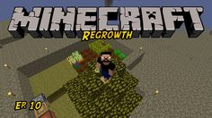 Minecraft: Regrowth Ep 10! - PEARLS AND DAISIES!