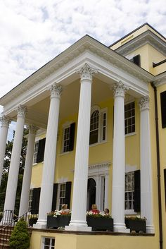 Oatlands Plantation Mansion, Leesburgh, Virginia, a National Historic Landmark | Flickr - Photo Sharing!  Entry in the 2011 National Historic Landmark by Dave Levinson