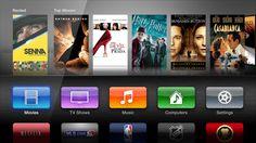 Apple's streaming video platform.