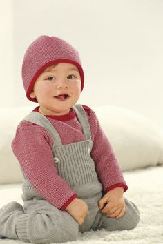 d091627c44c  New Colours  Dungarees in Organic Merino Wool. Vintage style childrens  dungarees by Disana Baby ...