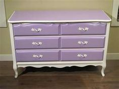 Purple Dresser torn between pink and purple with jaelyn