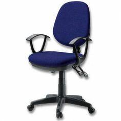 Prezzi e Sconti: #Sedia da ufficio delux colore blu  ad Euro 68.99 in #Techly #Hi tech ed elettrodomestici yezgo