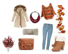 """""""** My collection **"""" by emirica ❤ liked on Polyvore featuring UGG Australia, Aéropostale and Fairchild Baldwin"""