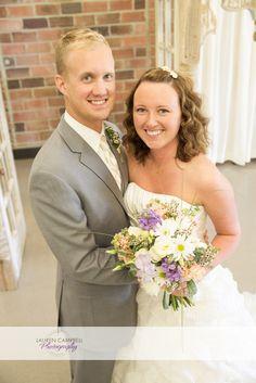 Lauren Campbell Photography Windsor Heights Iowa Wedding Photographer