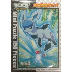 Pokemon 2013 Glaceon 150 Piece Mini Puzzle