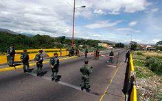 Fronteras de Venezuela continúan cerradas Maracay, Aragua, Venezuela, elsiglo, elsiglocomve, periódico, noticias, nacionales