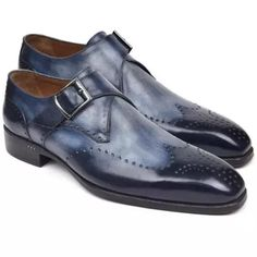 Men's Business Oxford Casual Monk Shoes Oxfords, Wingtip Shoes, Suede Loafers, Loafers Men, Casual Leather Shoes, Leather Heels, Leather Men, Real Leather, Men Boots