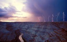 Lightning Storms | Lightning Storm Background