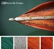 Inspirational yarn board
