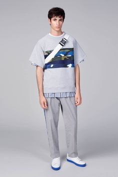 Tommy Hilfiger Spring 2018 Menswear Collection Photos - Vogue