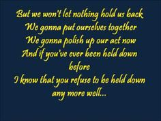 """McFadden & Whitehead Ain't No Stoppin Us Now Song And Lyrics ------------------------------------------------------  Follow me on twitter at """"powerpoints101""""  Contact me via skype at RichardtheGladiator  find me on Facebook at https://www.facebook.com/groups/powerpointsofvictory/"""