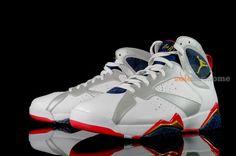 Air Jordan 7 'Olympic' More Photos | KicksOnFire