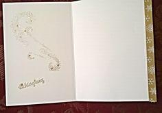 Mit Liebe selbstgemacht von Petra Heinrich. Stampin up Weihnachtsstern.
