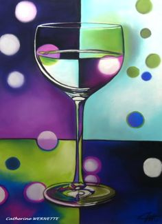 LE VERRE Pastel sec sur pastelmat www. Wine And Canvas, Watercolor Paintings Abstract, Abstract Art, Object Drawing, Draw On Photos, Wine Art, Bottle Painting, Types Of Art, Oeuvre D'art