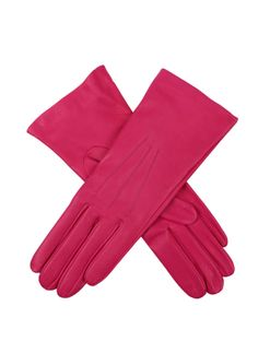 17-1032 Women's classic Heritage hairsheep leather gloves with a silk lining and 3 hand-stitched points on the back. In a range of beautiful pastel and vibrant colours, this glove is an essential item for your wardrobe.