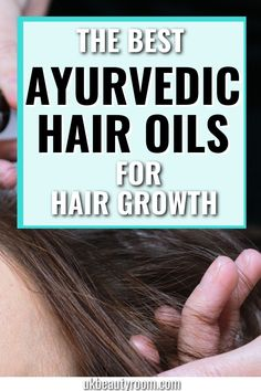 Are you looking for the best Ayurvedic hair oil for hair growth? These ten amazing oils all contain a blend of natural herbs and oils which encourage healthy hair growth and prevent excess hair fall.