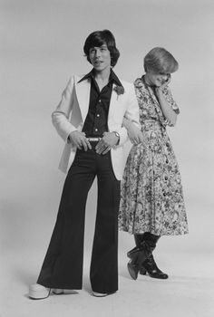 Oh, bellbottoms. While they stayed popular from the '60s through the '70s and made another comeback the '90s, they are nevertheless one of the most controversial fashion trends ever.
