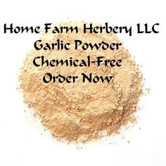 Garlic Powder Pure, Order now, FREE s..., Nutrition in Hart County
