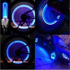 US$ 20.48 - Waterproof Led Wheel Lights(2 PCS) - www.dunpie.com Bicycle Wheel, Bicycle Tires, Cycling Accessories, Car Accessories, Motorcycle Tires, Bicycle Lights, Bike Light, Light Up, Free Shipping