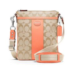 COACH SIGNATURE SWINGPACK - COACH - Handbags