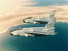 Royal Saudi Air Force British Aircraft Corporation Lightning
