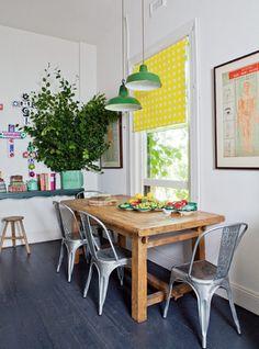 Naifandtastic:Decoración, craft, hecho a mano, restauracion muebles, casas pequeñas, boda: Inspiración: Cocinas y comedores