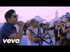 Chino y Nacho - Vevo GO Shows: Me Voy Enamorando - YouTube Nachos, Latin Grammys, Latin Artists, Spanish Songs, Best Duos, Music Is Life, Youtube, Music Videos, Singing