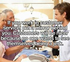 Funny pictures about Customer Service Lifehack. Oh, and cool pics about Customer Service Lifehack. Also, Customer Service Lifehack photos. Golf Quotes, Funny Quotes, Funny Memes, Quotes Pics, Work Memes, Work Humor, Retail Humor, Retail Funny, Life Hacks