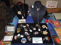 Spille-gioiello e girocolli al Romics 2013