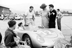 Porsche 356-550-RSK-Speedster-Spyder My Dream Car, Dream Cars, James Dean Photos, Porsche 550, Kit Cars, Carrera, Grand Prix, Race Cars, Competition