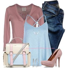 """""""Pastels"""" by shannonmarie-94 on Polyvore"""