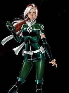 Rogue needs her own standalone movie! Who Agrees!