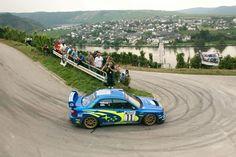 Subaru WRC - Peter Solberg