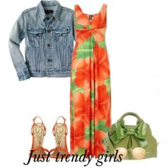 Woman trendy outfits in casual style | Just Trendy Girls