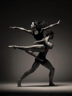 Sophie Martin and Christopher Harrison at Scottish Ballet