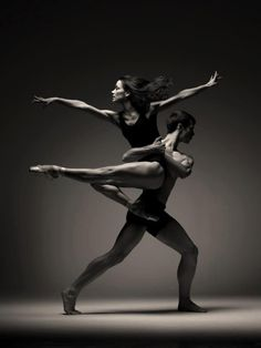 Sophie Martin and Christopher Harrison at Scottish Ballet